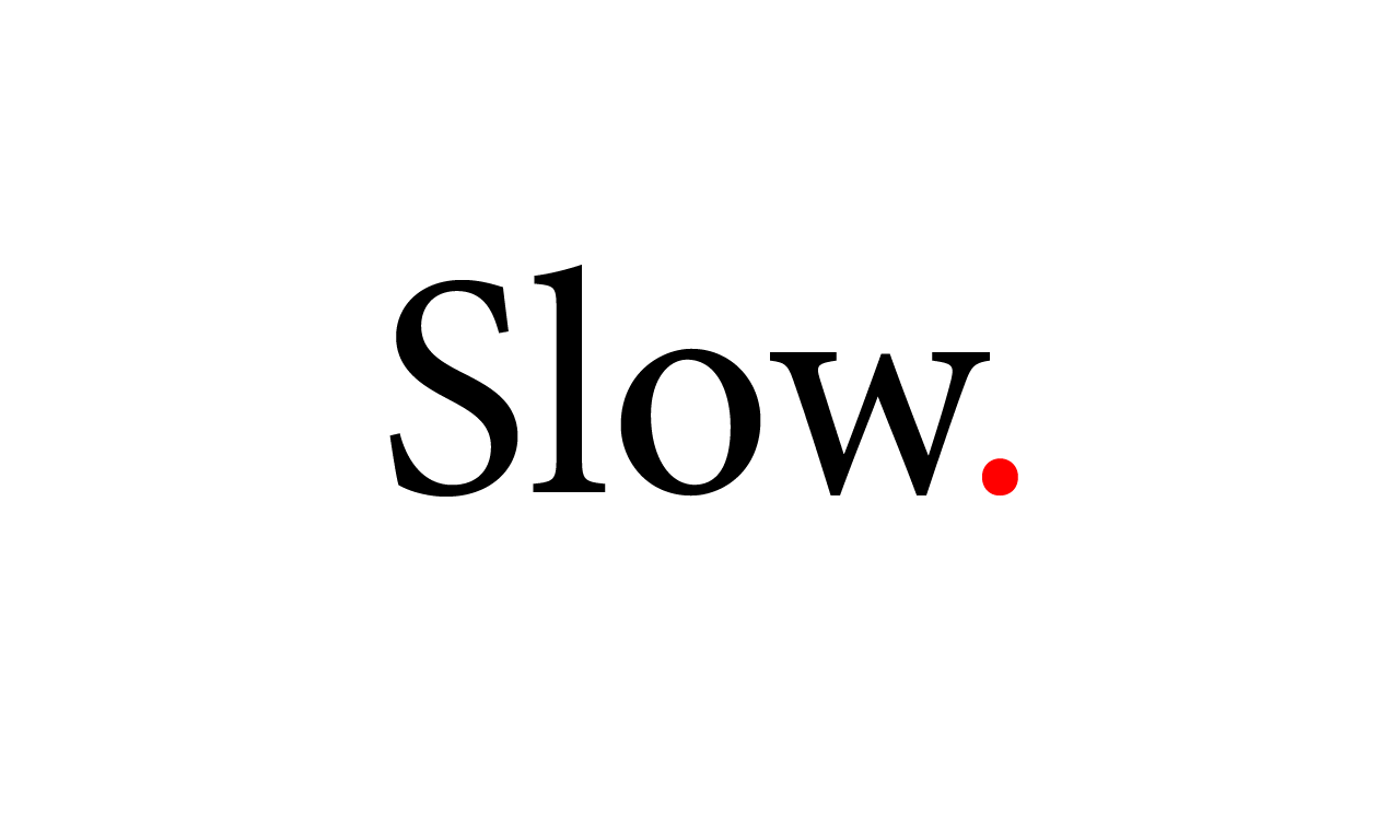 Slow, la prima newsletter di slow journalism