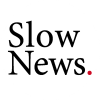 Logo Sticker Slow News copia
